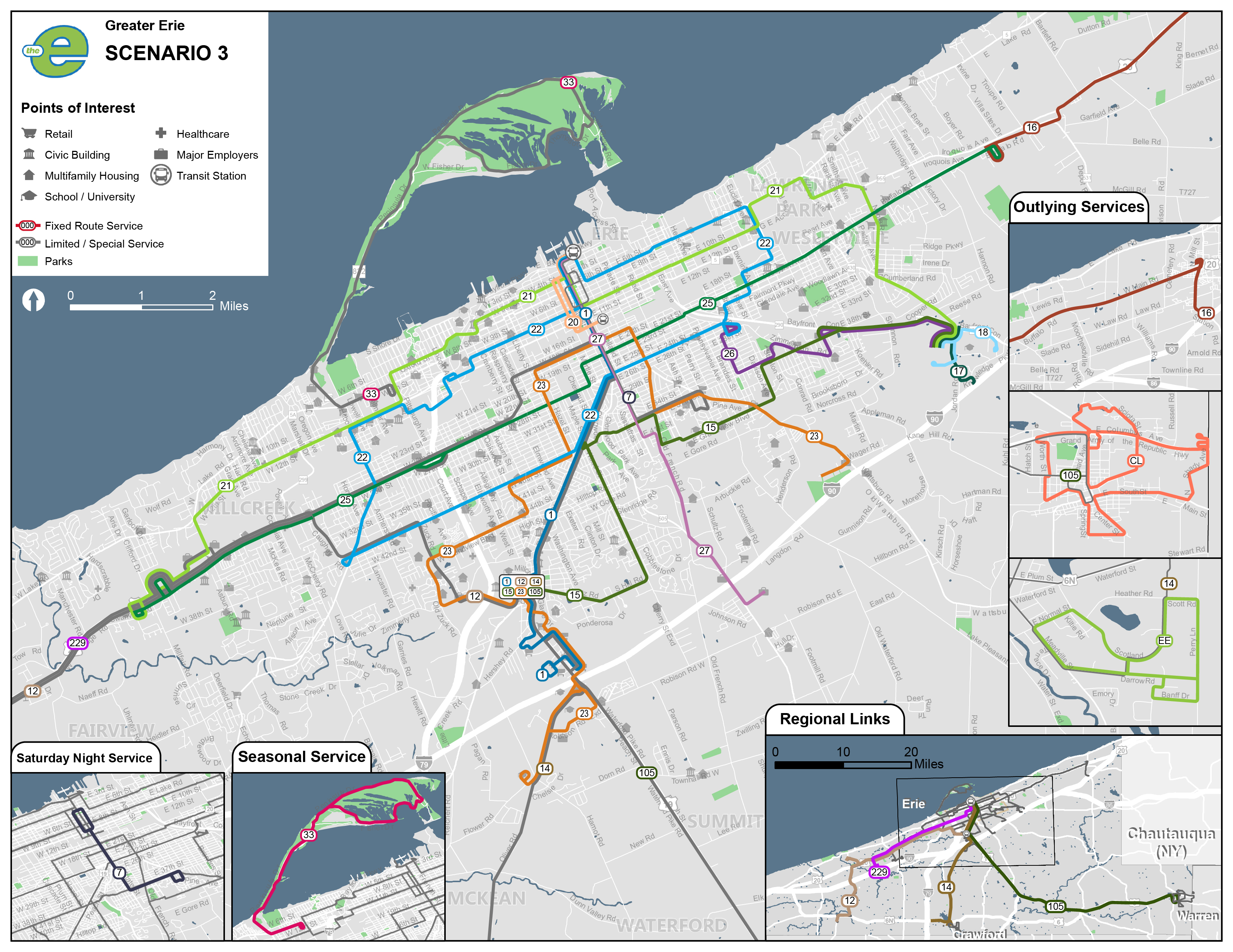 Transit Development Plan – Erie Metropolitan Transit Authority